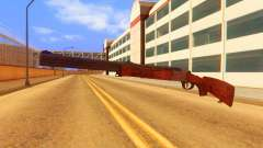 Atmosphere Rifle for GTA San Andreas