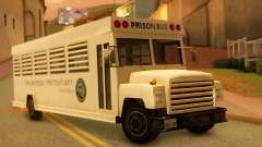 Prison Bus for GTA San Andreas