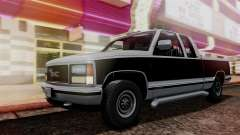 GMC Sierra 2500 Extended Cab 1992 for GTA San Andreas