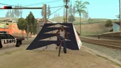 Springboard for GTA San Andreas