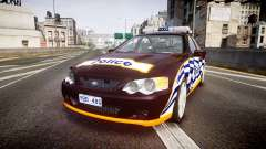 Ford Falcon BA XR8 Highway Patrol [ELS]