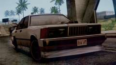 Sentinel XS for GTA San Andreas