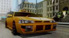 Sultan Taxi for GTA San Andreas