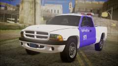 Dodge Dakota Iraqi Police