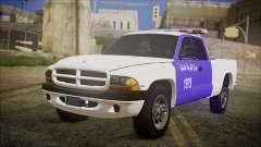 Dodge Dakota Iraqi Police
