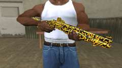 Microshem Shotgun for GTA San Andreas