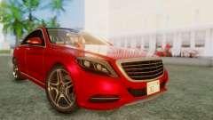 Mercedes-Benz S63 W222 AMG