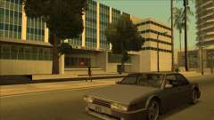 HP pickups near the hospitals in the state for GTA San Andreas
