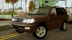 Toyota Land Cruiser Cygnus for GTA San Andreas