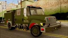 SANG Combat Rescue International for GTA San Andreas