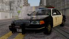 Ford Crown Victoria LSPD