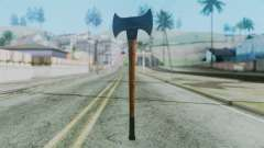 Doubleaxe from Silent Hill Downpour for GTA San Andreas