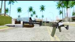 AK-47 from Resident Evil 6