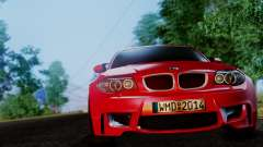 BMW 1M E82 v2 for GTA San Andreas