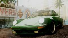 Porsche 911 Turbo (930) 1985 Kit A PJ for GTA San Andreas