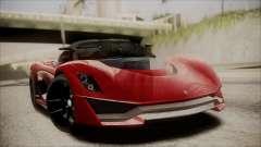 GTA 5 Grotti Turismo R IVF