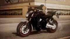 Honda CB650F Pretona
