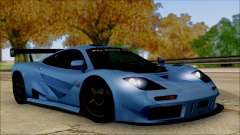 McLaren F1 LM 1995 for GTA San Andreas