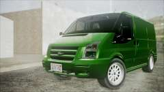 Ford Transit SSV 2011 for GTA San Andreas