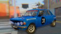 Zastava 1100P Rally for GTA San Andreas