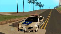 Ford Taurus Ukraine Police for GTA San Andreas