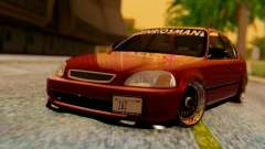 Honda Civic JnR Tuning for GTA San Andreas