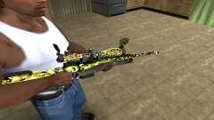 Cub Sniper Rifle for GTA San Andreas