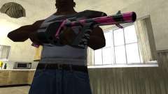 Granate Combat Shotgun for GTA San Andreas