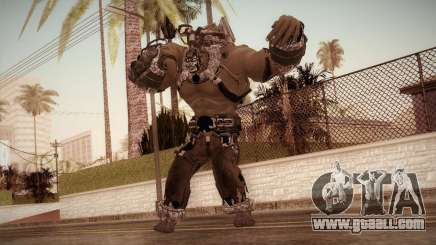 Bane Boss (Batman Arkham City) for GTA San Andreas
