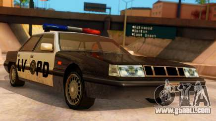 Police LV Intruder for GTA San Andreas