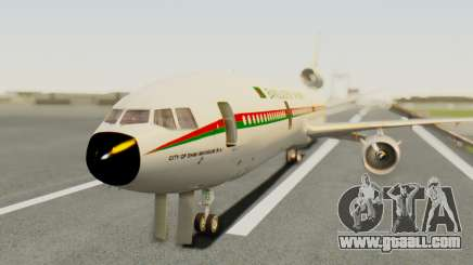 DC-10-30 Biman Bangladesh Airlines for GTA San Andreas