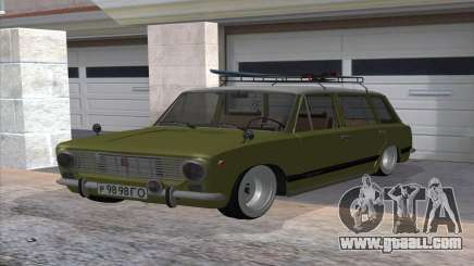 VAZ 2102 Resto for GTA San Andreas