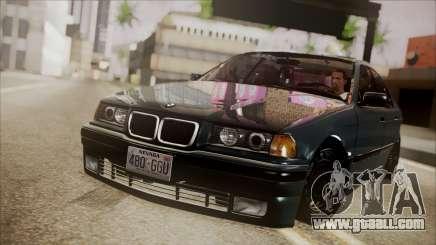 BMW M5 E36 for GTA San Andreas