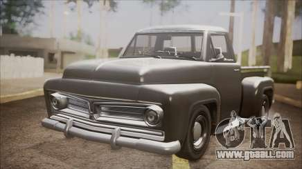 GTA 5 Vapid Slamvan Pickup for GTA San Andreas
