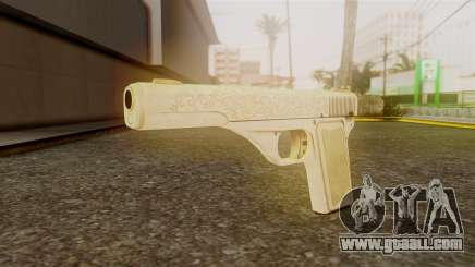 Vintage Pistol GTA 5 for GTA San Andreas