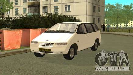 VAZ 2120 for GTA San Andreas