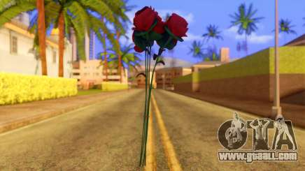 Atmosphere Flowers for GTA San Andreas
