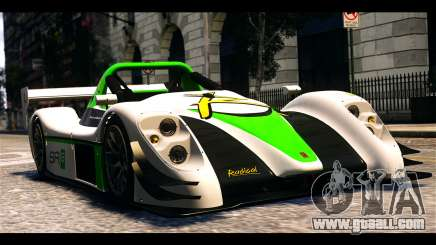 Radical SR8 RX for GTA 4
