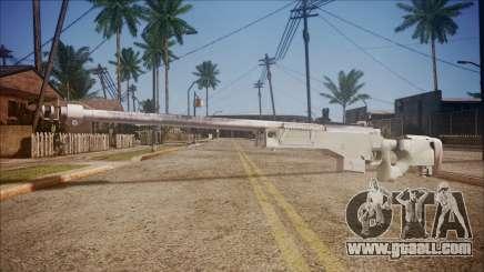 L96 from Battlefield Hardline for GTA San Andreas