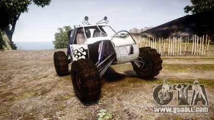 Buggy Fireball for GTA 4