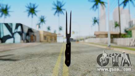 Fork from Silent Hill Downpour for GTA San Andreas