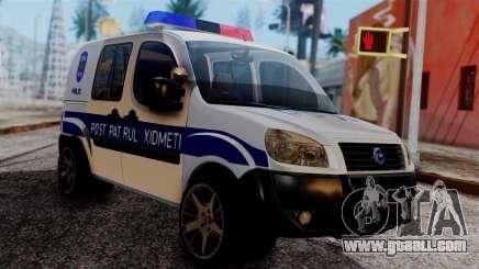 Fiat Doblo PPX for GTA San Andreas