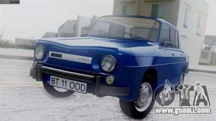 Dacia 1100 for GTA San Andreas