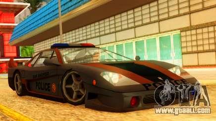 Police Turismo for GTA San Andreas