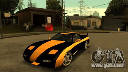 ZR-350 Road King for GTA San Andreas