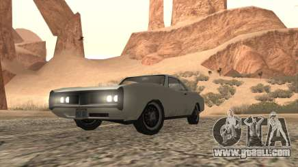 Imponte Dukes SA Style for GTA San Andreas