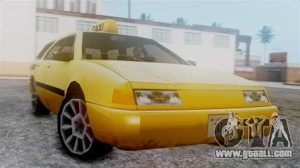 Stratum Taxi for GTA San Andreas