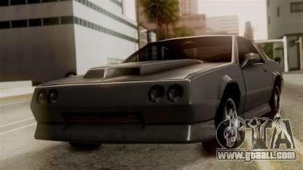 Buffalo New Edition for GTA San Andreas