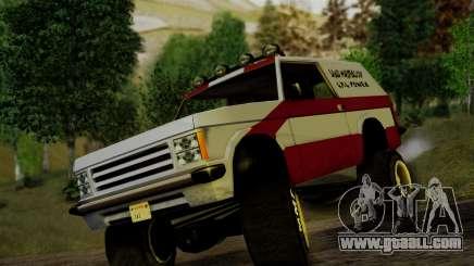 New Sandking for GTA San Andreas