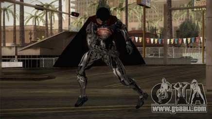 Superman Cyborg v1 for GTA San Andreas
